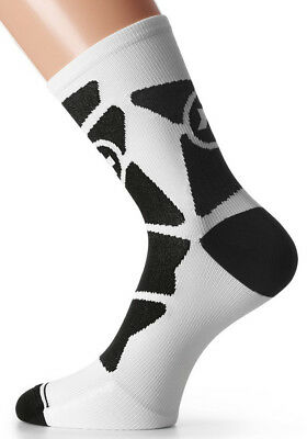 Small Medium Large ASSOS Cycling Socks Federation Brazil Brasil Made In Italy