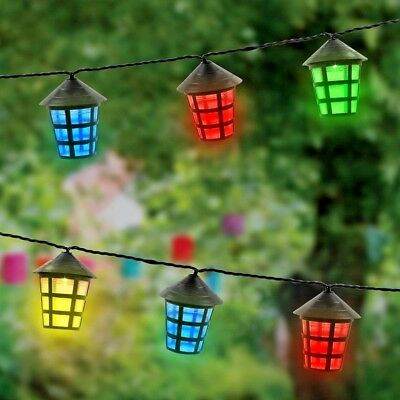20x vintage lantern solar power fairy string lights outdoor garden 20x vintage lantern solar power fairy string lights outdoor garden party patio aloadofball Image collections