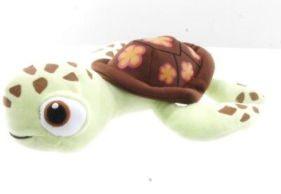 "Official Brand New 8"" Finding Nemo/dory Soft Toy Squirt Turtle Soft Plush Toy"
