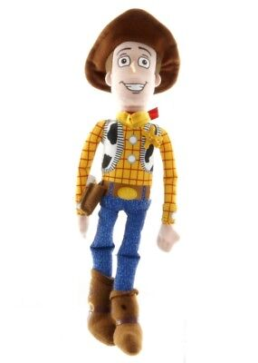 "Official Brand New 8"" Toy Story Woody Soft Plush Toy"