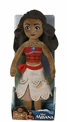 "New Official Disney Moana 10""  Soft Toy Plush"