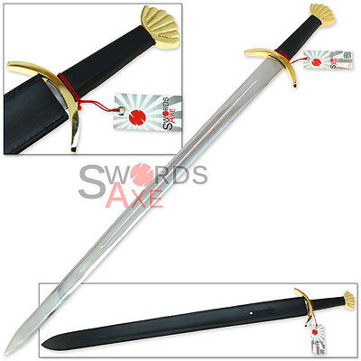 River Witham Viking Sword Replica - 41 Inches HC Stainless Steel Brass Pommel