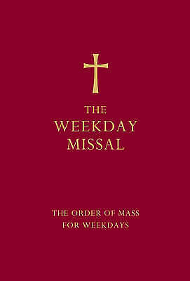 The Weekday Missal (Red edition),