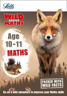 Letts Wild About Learning - Maths Age 10-11, Wild, Pamela