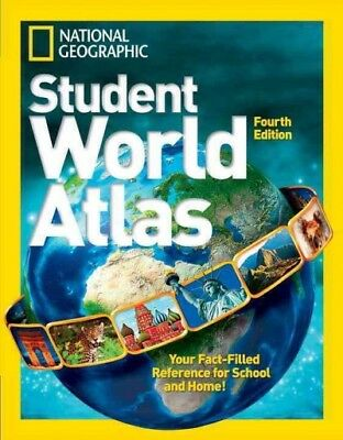 National Geographic Kids Student Atlas of the World, ,