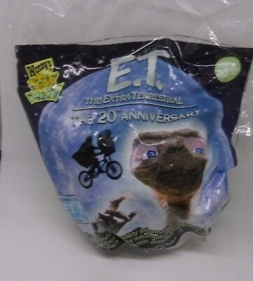 E.T. The Extra-Terrestrial 20th Anniversary Viewer SIX MOVIE SCENES WENDYS TOY