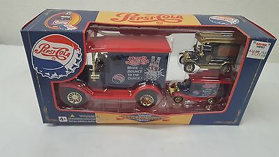 Pepsi Cola Custom Replica Collection Die Cast Cars and Truck Bank