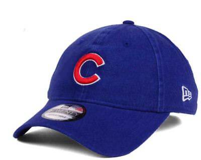 18bb720a82c6b CHICAGO CUBS TROPHY World Series Champions New Era 9Twenty Cap Hat ...