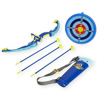 Stats Light Up Archery Set with Target