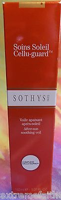 Sothys Paris Soin Soleil Cellu-Guard After-Sun Soothing Veil 5.07 oz. Nib lotion
