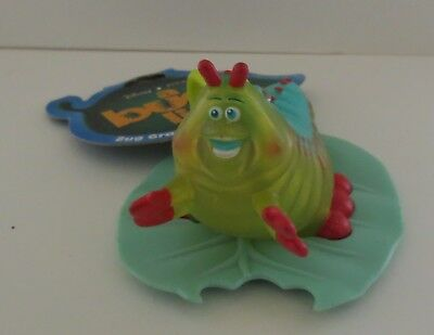 A Bugs Life Heimlich Bug Grabbers Squeezable Clip On Mint With Tags