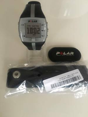 Polar FT7 Heart rate Monitor Watch  - Black