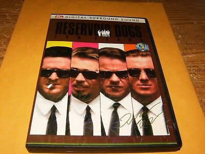 Reservoir Dogs (DVD, 2003, 10th Anniversary Edition - Generic Cover) Used.