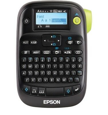 Epson LabelWorks LW-400 Label Maker - Authorized Dealer - Tape Included