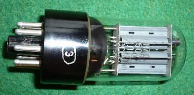NEW / NOS_6N7S = 6H7C_Russian_Double_Power_Triode_[=T=]