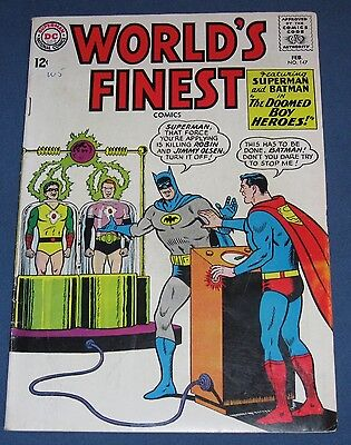World's Finest Comics #147  Feb 1965