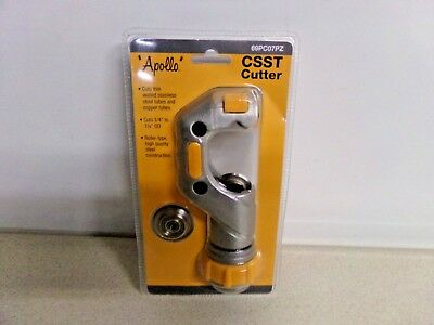 NEW Apollo CSST Tubing Cutter For Aluminum Brass Copper Stainless Steel 69PC07PZ