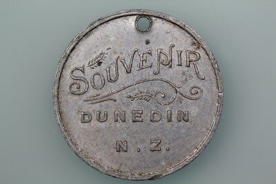 M1925-26/1 Nz South Seas Exhibition Dunedin Medal Aluminium