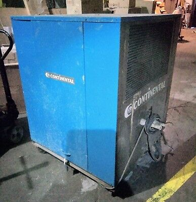 Continental Portable Air-Cooled Chiller