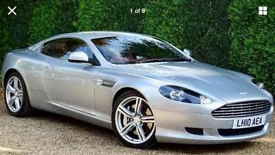 Aston Martin 2010 DB9 6.0 touchtronic with SPORTS PACK (470bhp)