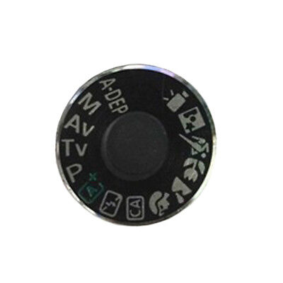 Dial Mode Plate Interface Cap Replacement Part For Canon EOS 600D Camera