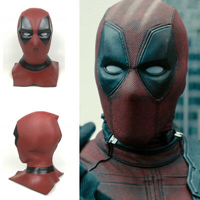 Deadpool Mask Breathable Full Face Halloween Cosplay Prop Wholesale Hood Helmet