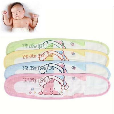 Unisex Protection Newborn Belly Baby Warmer Navel Umbilical Band Cotton Q