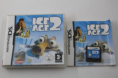 Nintendo Ds Nds  Ice Age 2 Completo Pal España