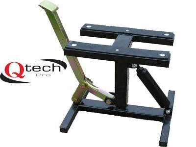 Qtech Motorcycle Motorbike LIFT H Stand Heavy Duty with 160kg Lift Capacity
