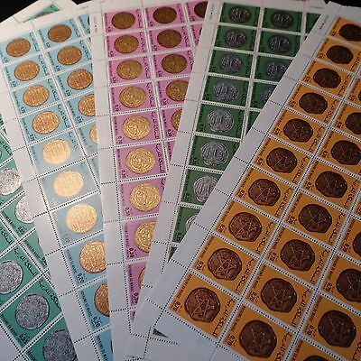 Morocco Morocco N°769/774 Sheet Sheet 50 Neuf Luxe Mnh Value