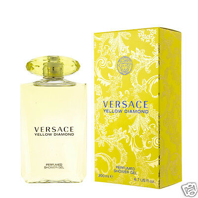 Versace Yellow Diamond Duschgel 200 ml (woman)