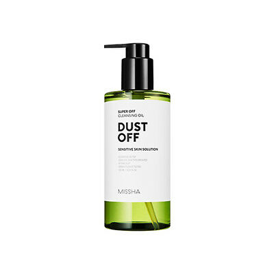 [MISSHA] Super Off Cleansing Oil Dust Off 305ml