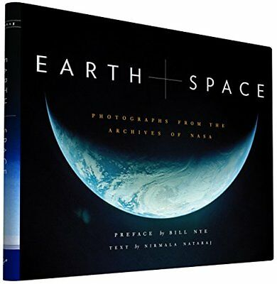 Earth and Space: Photographs from the Archives of NASA New Hardcover Book Nirmal