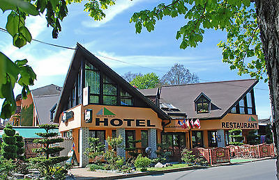 Short Vacation in Franzenbad Romantic for Two
