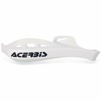 Acerbis 0010932.030 Replacement Plastic Rally Profile Bianco