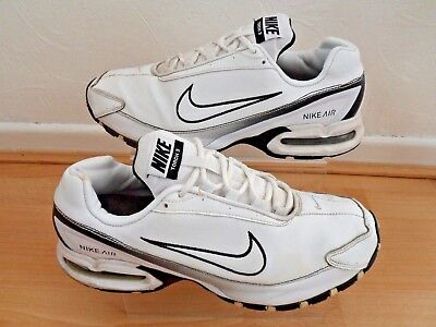 best service 3c9c7 9df0f Nike Air Max Torch 3 Trainers Size 11 Mens White   Black Rare 2009 Edition  Look