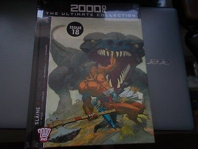 2000Ad - The Ultimate Collection - Issue 18 (Vol.29) - Slaine:volume One - New