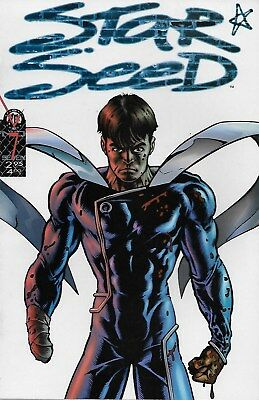 Star Seed No.1-9 & Preview / 1995-1996 Jim Shooter Janet Jackson & Andrew Wendel
