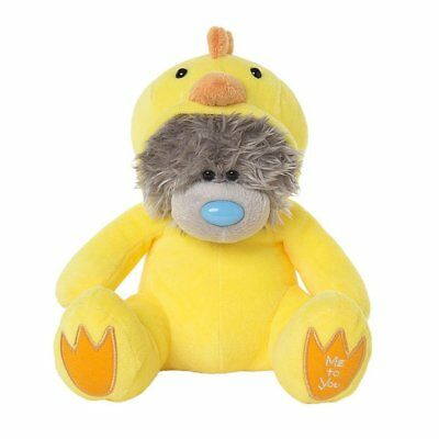 """Tatty Teddy Me to You 9"""" Animal Bear Dressed as Yellow Chick"""