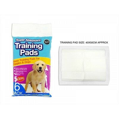 Puppy Training Pads Absorbent Dog Pads Dog House Training Pads x 48