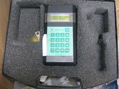 Tachograph speed limiter tester stoneridge