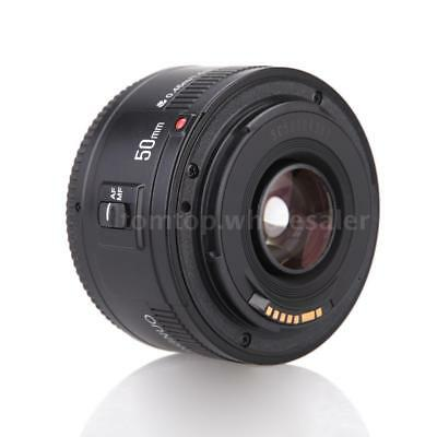 YONGNUO YN50mm/85mm F/1.8 Auto & manual Focus Lens For Canon EF Mount EOS Camera
