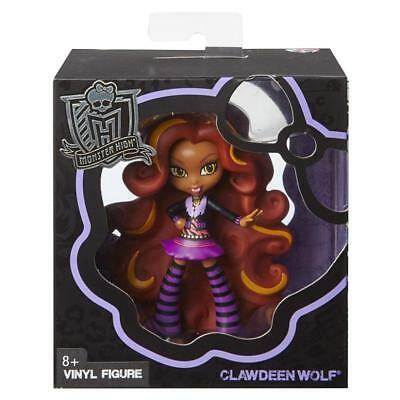 Monster High Clawdeen Wolf Collectible Vinyl Figure