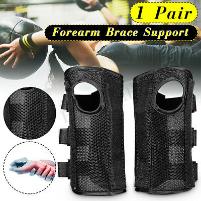 Right Left Wrist Splint Brace Protection Support Strap Carpel Tunnel Pain Relief