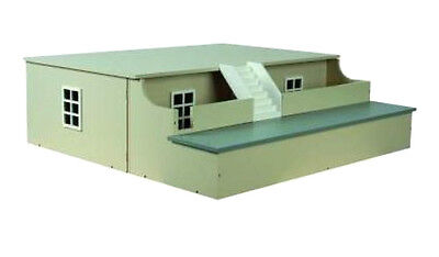 "Dolls House PAINTED BASEMENT fits houses up to 24"" wide & 16"" Deep DH505P"