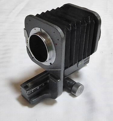 Leica Leitz M Bellows II 16556 for Visoflex II, III  Can be used on all Cameras