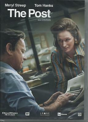 The Post (2017) DVD