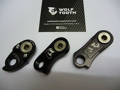 Wolftooth Derailleur Hanger Extender Goat Link Roadlink 10 11 speed extension
