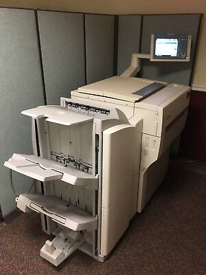 Canon Imagepress C1 copier printer w/ book attachment- Gently used & maintained
