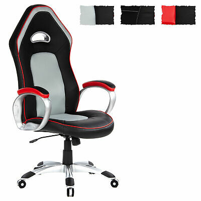 Executive Sport Seat PACE PU Leather Armrests high back office chair hjh OFFICE